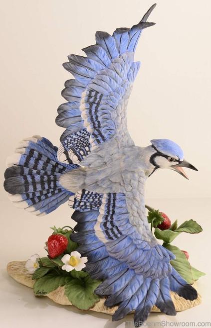 Boehm Blue Jay (Male) Hallmark 40500