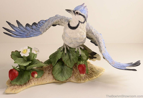 Boehm Blue Jay (Female) Hallmark 40544