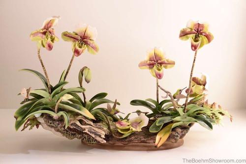 Boehm Orchid Centerpiece Hallmark 400-09
