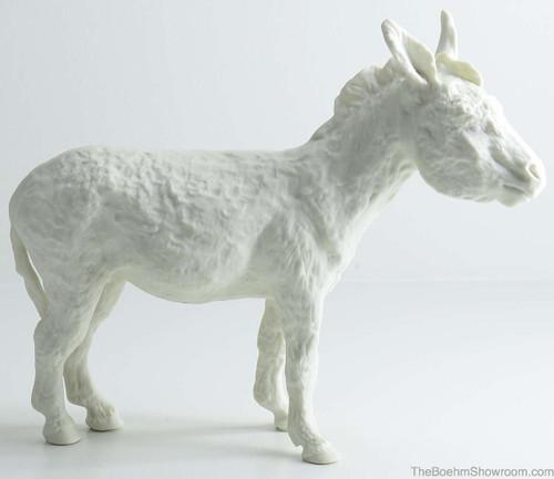 Boehm Nativity Donkey Hallmark BSB14