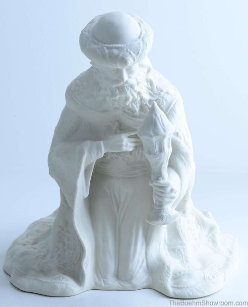 Boehm Nativity King Gaspar Hallmark BSB9