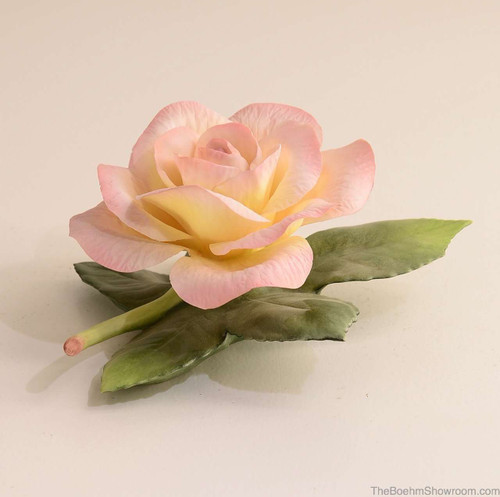 Boehm Peace Rose Hallmark F304