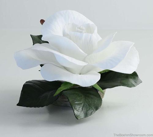 Boehm Wedding Rose Hallmark F490