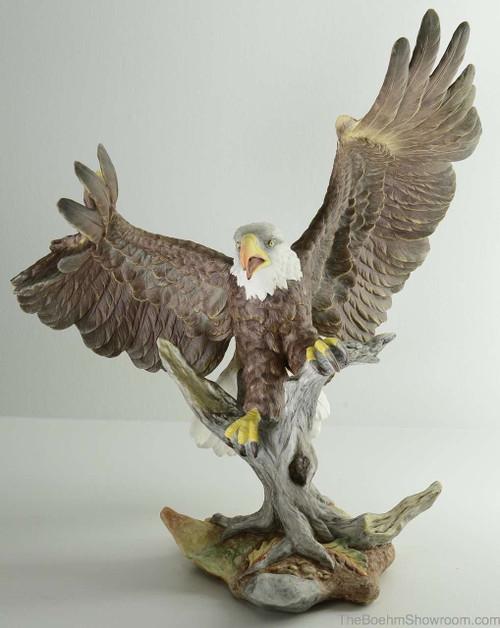 Boehm Bald Eagle Hallmark 40348