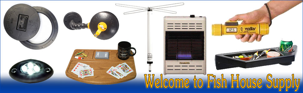 Fish House Supply - The Official Web Site