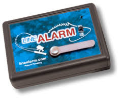 Battery operated Fish Alarm System