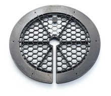 Vented design helps keep the Ice hole open and valuables from going down the hole!