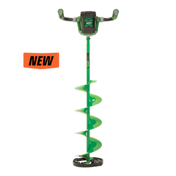 "NEW LARGER  ION X 10"" AUGER"