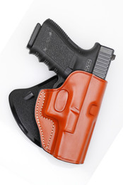 Leather PADDLE Holster - Open Top