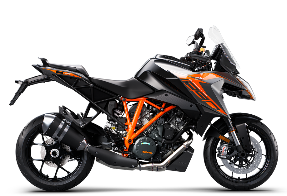 KTM 1290 SUPERDUKE GT BLACK 2019