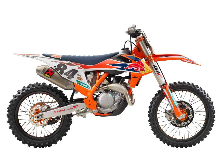 KTM 450 SX-F JEFFERY HERLINGS REPLICA 2019