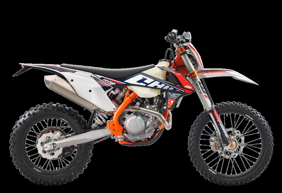 KTM 500 EXC-F SIX DAYS 2019