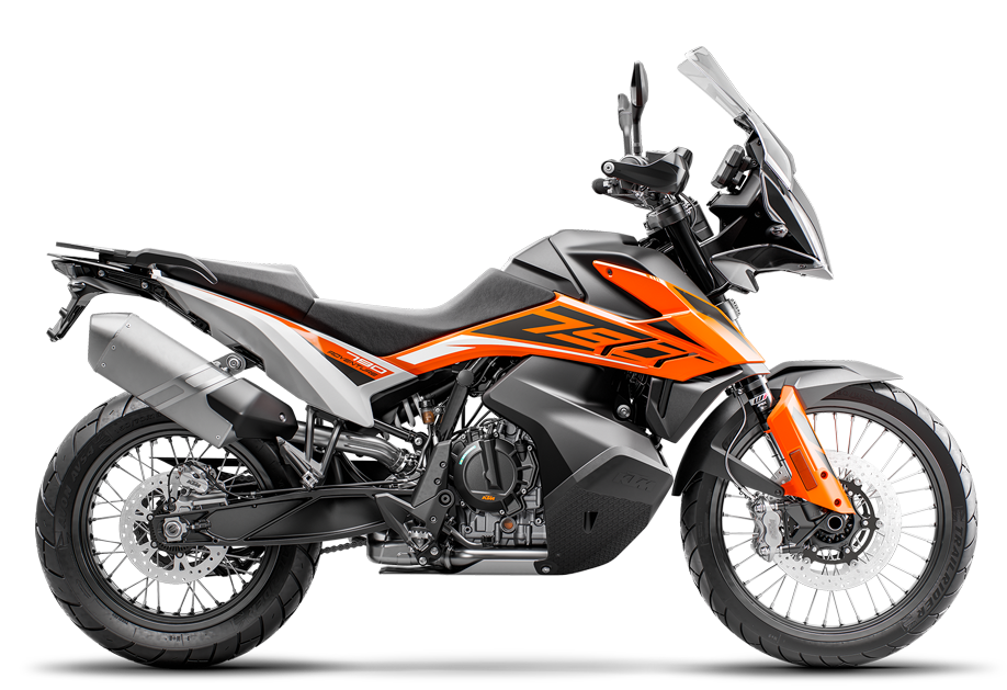 KTM 790 ADVENTURE ORNAGE 2019