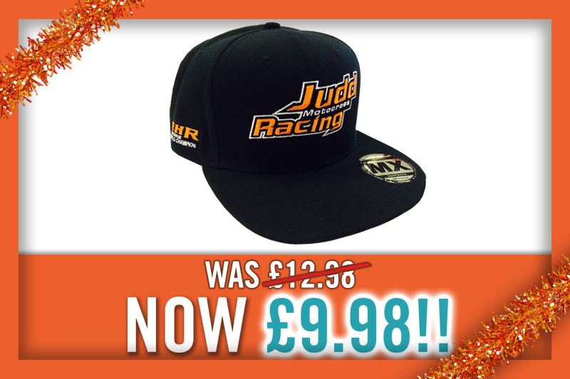 JUDD CAPS NOW ONLY £9.98!