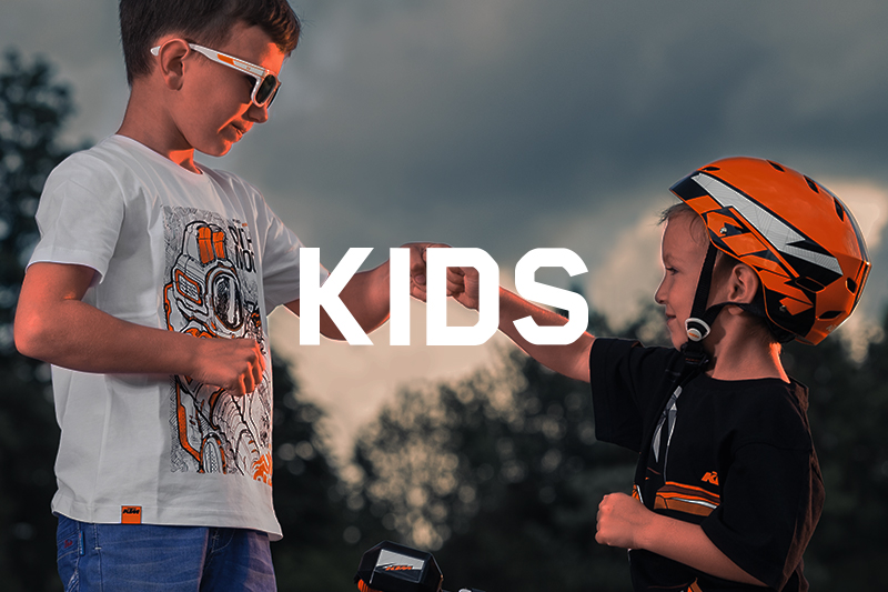KTM POWERWEAR KIDS COLLECTION