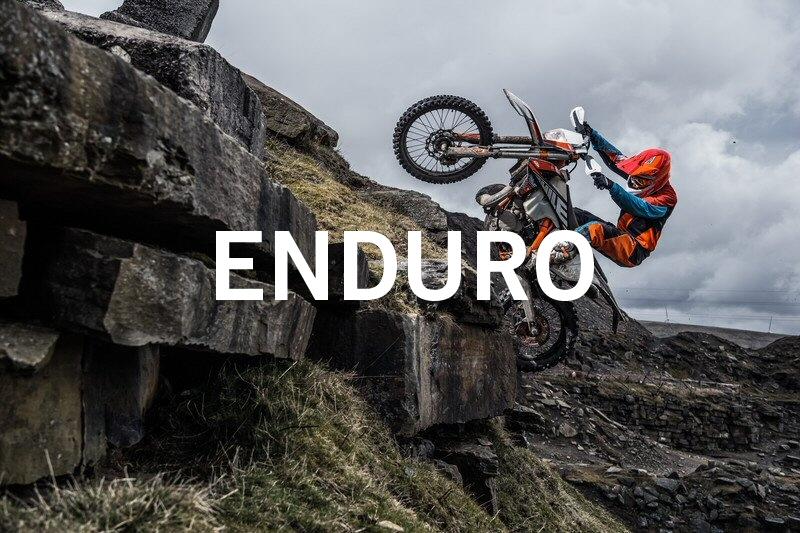 JUDD RACING KTM ENDURO