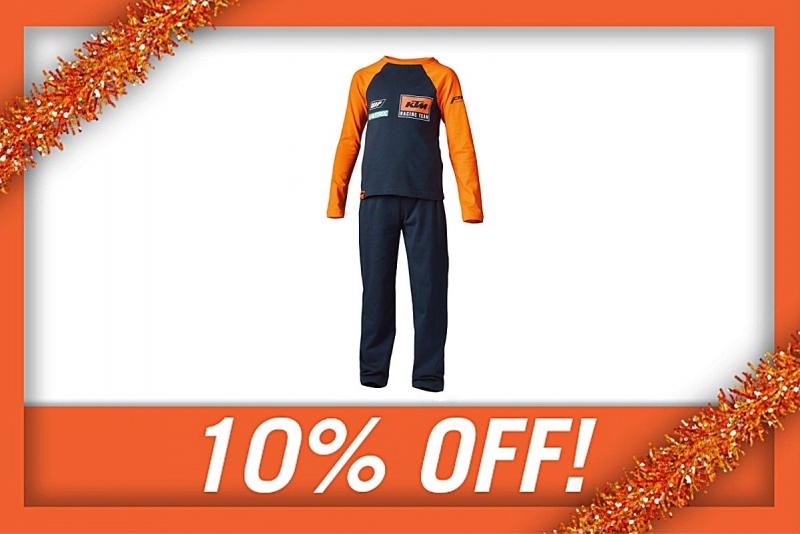 10% OFF KTM KIDS REPLICA PYJAMA!