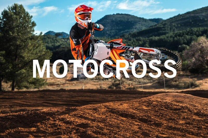 JUDD RACING KTM MOTOCROSS