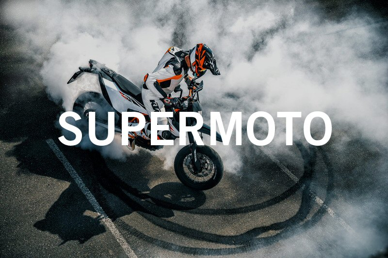 JUDD RACING KTM SUPERMOTO