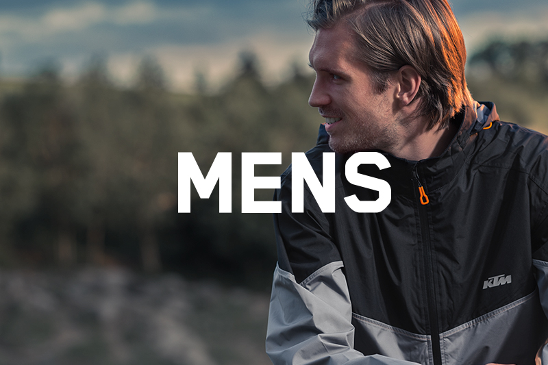KTM POWERWEAR MENS COLLECTION