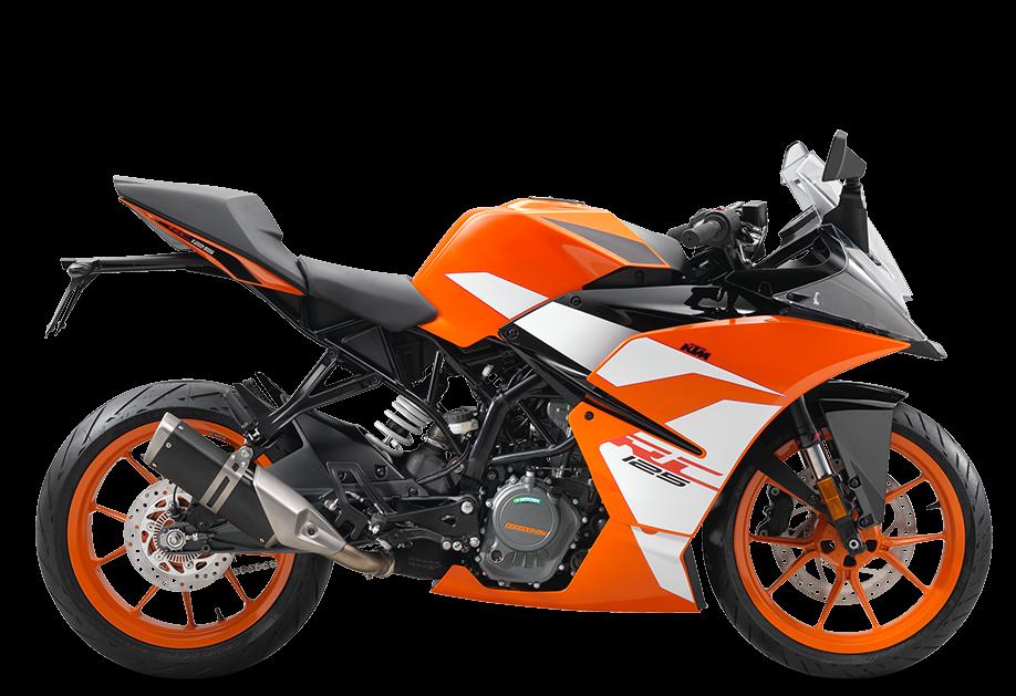 KTM RC 125 2019