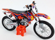 KTM Ryan Dungey scale 1:18 Redbull Factory KTM 450 Toy Model