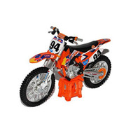 KTM Ken Roczen #94 scale 1:18 Redbull Factory KTM 450 Toy Model