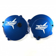 OFFER! KTM 50, TC 50 Clutch & Stator Cover - Judd Racing Blue, Buy 1 get 1 HALF Price!