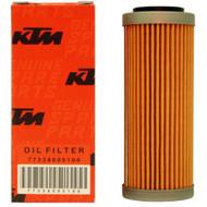 KTM Husqvarna Oil Filter 250, 350, 400, 450 77338005100 Genuine Original Part