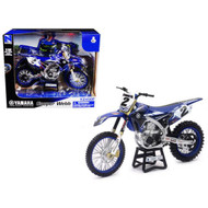 Yamaha Factory Racing 450 Cooper Webb 1:12 Scale Toy