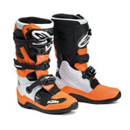 KTM  Official Alpinestars 2019 Kids Boots Tech 7S Black/Orange