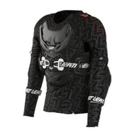 2018 Leatt 5.5 Junior Black Body Protector