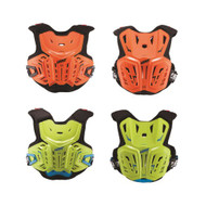 2018 2.5 Junior Chest Protector (Orange/Black, Lime/Blue)