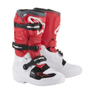 Alpinestars Tech 7S Boot White/Red/Grey A1501723807