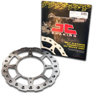 REAR Brake Disc KTM 65 2004> HusqvarnaTC65 Wavy JT Braking