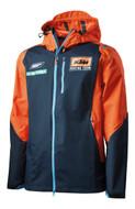 KTM Replica Team Hardshell Jacket Front (3PW185110X)
