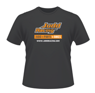 Judd Racing Motorcycles T-Shirt Front (JUDDTS008)