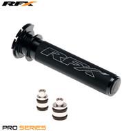 RFX Pro Throttle Tube (Black) KTM EXC250/300 TPI, SXF250-450, Husqvarna FC/FE 250-450