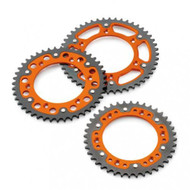 Supersprox stealth rear sprockets for SX/EXC/XC-W and 690 models (584100510XX04)