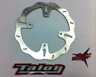 FRONT & REAR Talon Wavy Brake Disc, KTM SX50, Husqvarna TC50 (TD227D)