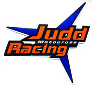 Van Sticker Judd Racing