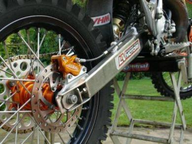 ktm 50, husqvarna tc50, ktm 65 big brake conversion kit