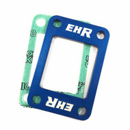 EHR Torque Reed Spacer KTM 50, 65, Husqvarna TC50, TC65 in Blue