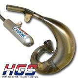 HGS Full Exhaust Cobra 65