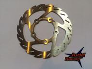 REAR >2013 KTM SX50, Wavy Brake Disc