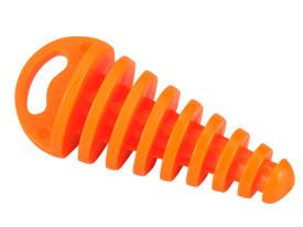 Orange Exhaust Bung 2 Stroke