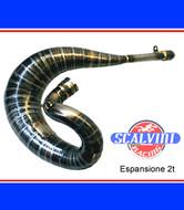 Scalvini EHR Yamaha YZ85 Front Pipe 2002>