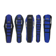 Bud Racing Full Traction Seat Cover KTM 50,65,85,125-450 Husqvarna 50,85,125-450 Blue & Black