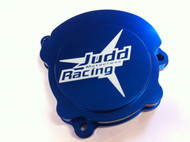 BLUE Ignition Stator Cover KTM 50 SXS 50 50SX SX50 50cc 2009> Billet