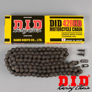 DID 428 HD x 134 RJ Chain